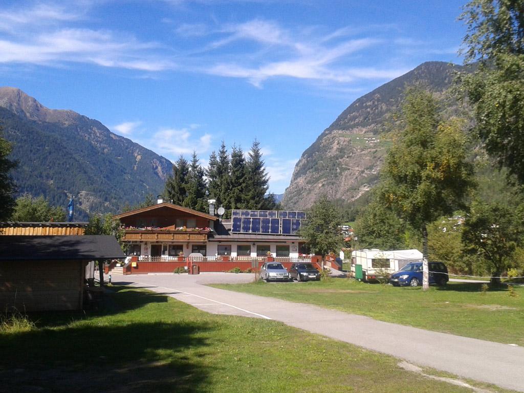 BlokhuttenÖtztal Camping Tirol # Wasbak Camping_010941